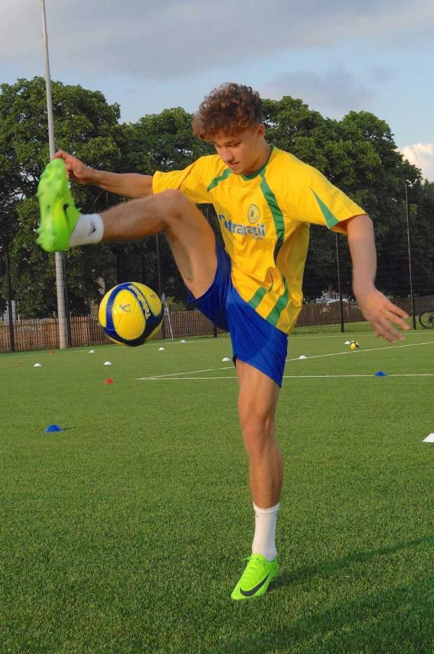 Football: Youngsters get an insight into South American skills thanks to TetraBrazil