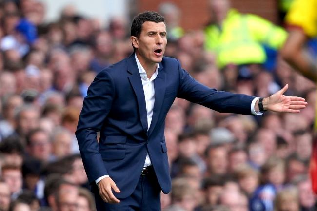 The pressure is building on Watford manager Javi Gracia