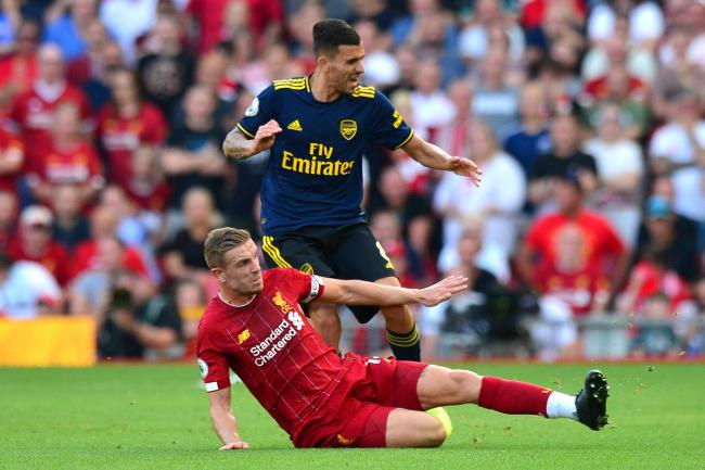 Liverpool captain Jordan Henderson can still be self-critical after a 3-1 victory over Arsenal