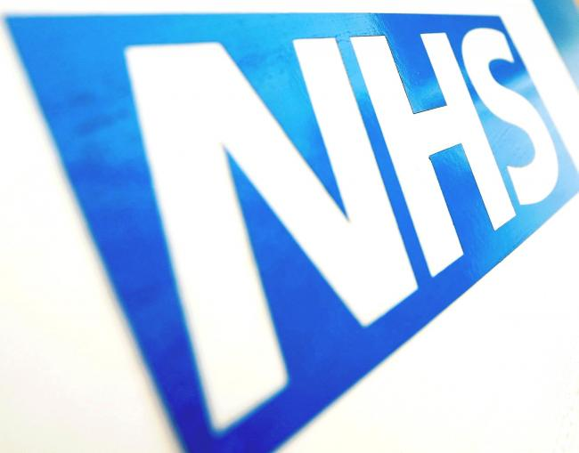 "File photo dated 06/11/10 of the NHS logo. Midwives say they refuse to be ""gatekeepers"" of NHS care as they called on the Government to scrap charges for overseas pregnant women."
