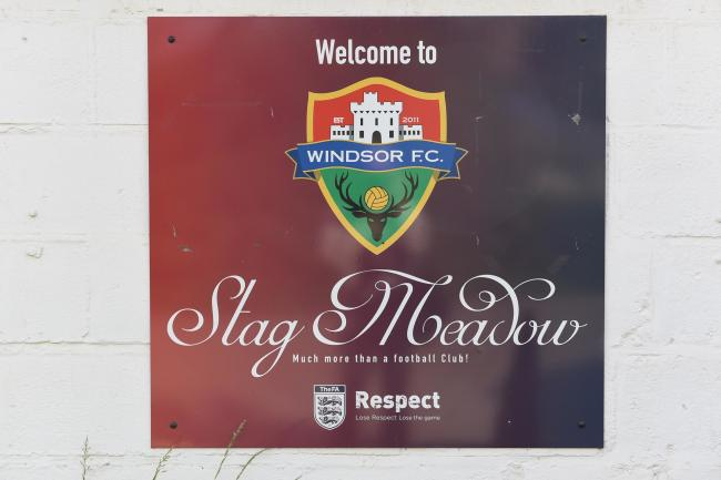 New Windsor manager Mark Cooper has explained he shares the same vision with Founding Director, Kevin Stott, about how to take the football club forward and will give players every opportunity to be a part of the squad.