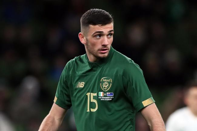 Striker Troy Parrott was thrilled to make his senior Republic of Ireland debut against New Zealand