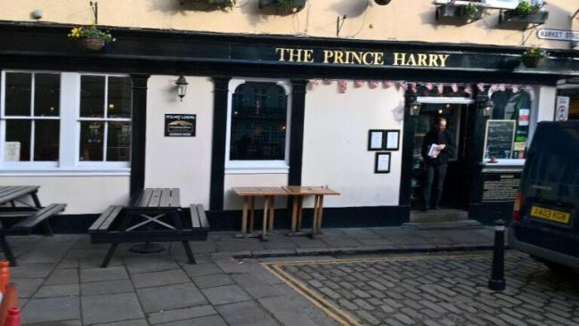 The Prince Harry