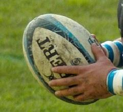 stock rugby ball. pic from Pixabay.