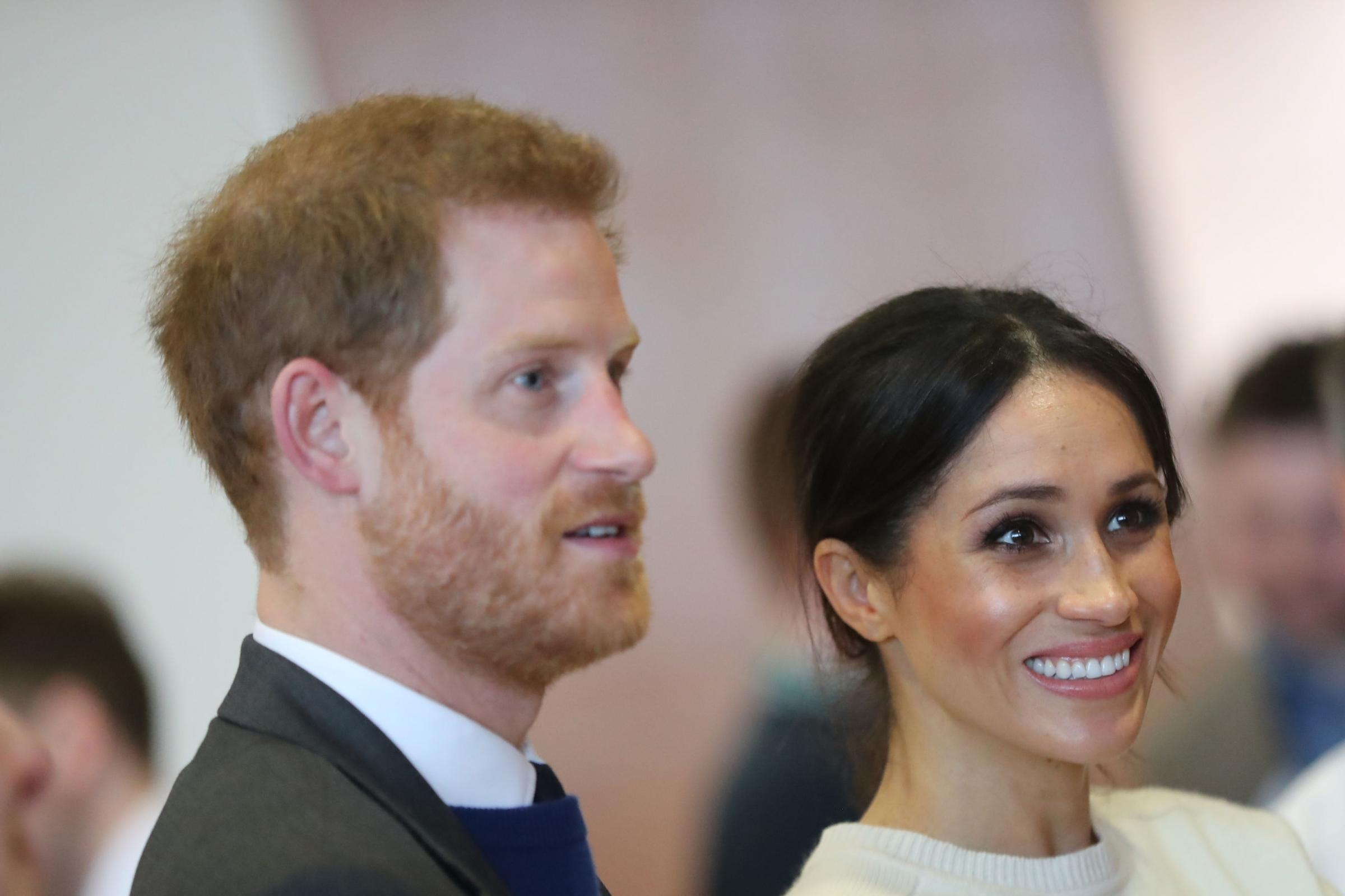 Airbnb says Slough most popular destination for visitors to stay ahead of wedding of Prince Harry and Meghan Markle - PA WIRE