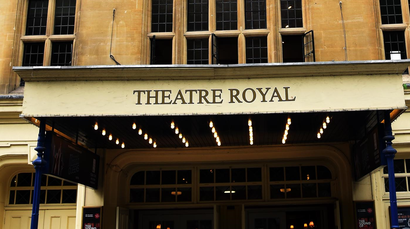 'Dire Straits' was on at the Theatre Royal, Windsor