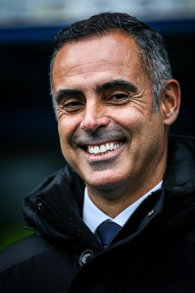 Reading manager, Jose Gomes.
