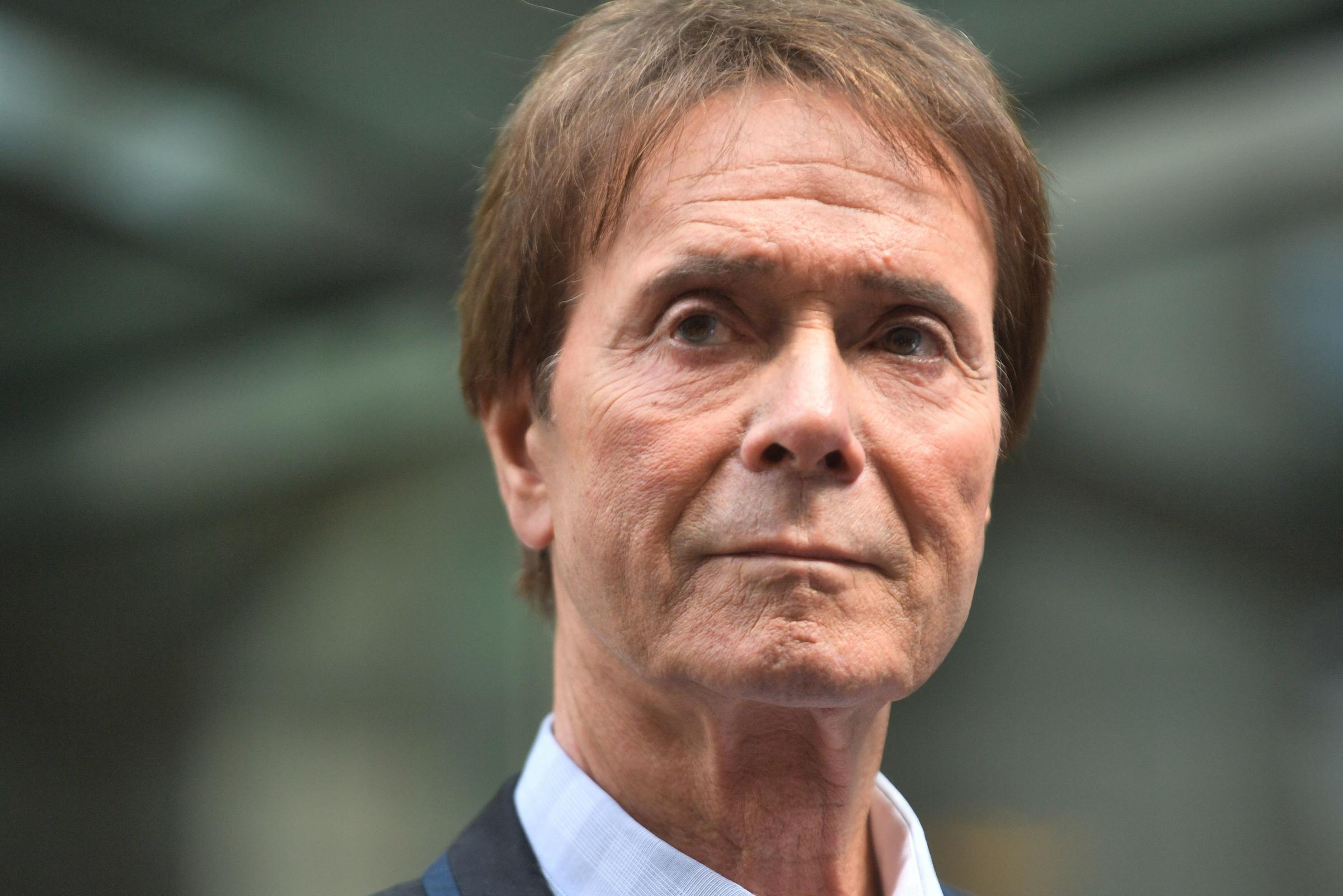 Sir Cliff has thrown his support behind the campaign