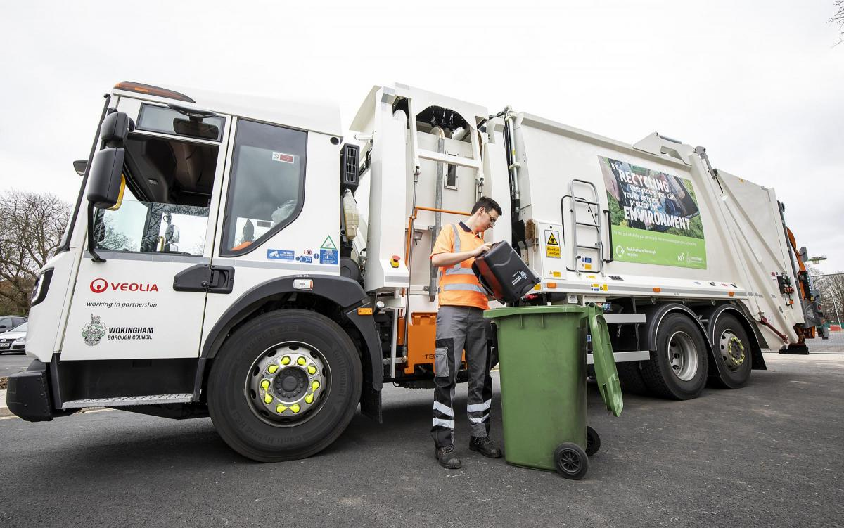 The New Waste Collections Vehicles Will Be Used In The