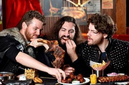Fans can tuck into Game of Throne style food at TGI Fridays