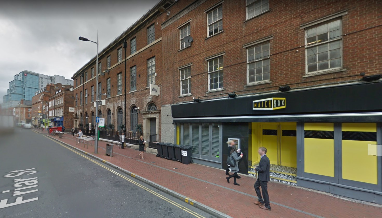 Incident involving a death of a man near nightclub now confirmed as manslaughter investigation (google maps)